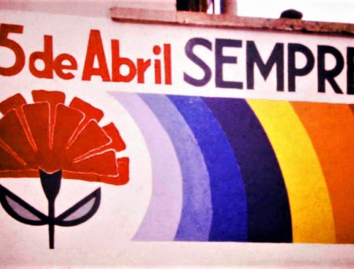 Portugalska Rewolucja Goździków